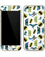 Batman Action All Over Print iPhone 6/6s Skin