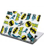 Batman Action All Over Print Yoga 910 2-in-1 14in Touch-Screen Skin