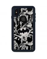 Batman All Over Print iPhone X Waterproof Case