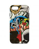 Batman and Robin Vintage iPhone 8 Pro Case