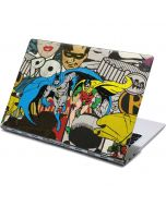 Batman and Robin Vintage Yoga 910 2-in-1 14in Touch-Screen Skin