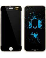 Batman Blue Splash iPhone 6/6s Skin