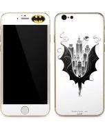 Batman City Scape iPhone 6/6s Skin