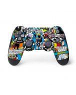 Batman Comic Book PS4 Pro/Slim Controller Skin