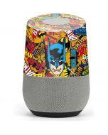 Batman Craze Google Home Skin