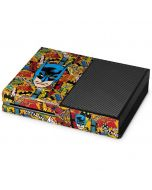 Batman Craze Xbox One Console Skin
