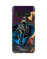 Batman in the Sky Galaxy S10 Plus Pro Case