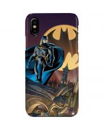 Batman in the Sky iPhone XS Max Lite Case