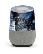 Batman Jumps From Building Google Home Skin
