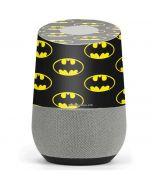 Batman Logo All Over Print Google Home Skin