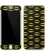 Batman Logo All Over Print iPhone 6/6s Skin