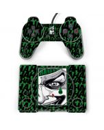 Batman Teardrop - The Joker PlayStation Classic Bundle Skin