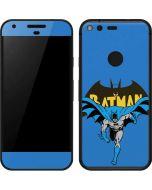 Batman Vintage Google Pixel Skin