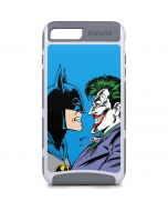 Batman vs Joker - Blue Background iPhone 8 Plus Cargo Case