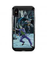 Batman vs Joker - The Joker iPhone XS Max Cargo Case