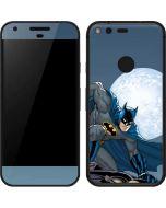 Batman Watches Over the City Google Pixel Skin