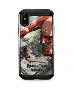 Battle With Titan iPhone XS Max Cargo Case