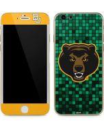 Baylor Bears Checkered iPhone 6/6s Skin