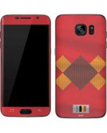 Belgium Soccer Flag Galaxy S7 Skin