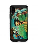 Betty Boop at Sea iPhone XS Max Cargo Case