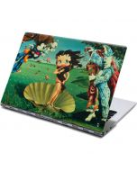 Betty Boop at Sea Yoga 910 2-in-1 14in Touch-Screen Skin