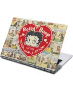 Betty Boop Comic Strip Yoga 910 2-in-1 14in Touch-Screen Skin