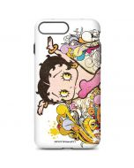 Betty Boop Hands Up iPhone 7 Plus Pro Case