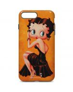 Betty Boop Little Black Dress iPhone 7 Plus Pro Case