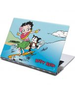 Betty Boop Surfing Yoga 910 2-in-1 14in Touch-Screen Skin