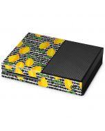 Lemons 2 Xbox One Console Skin