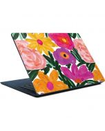 Painterly Garden Surface Laptop Skin