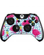 Party Flamingos Xbox One Controller Skin