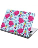 Party Flamingos Yoga 910 2-in-1 14in Touch-Screen Skin