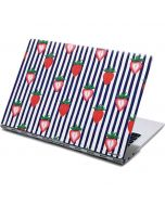 Strawberries and Stripes Yoga 910 2-in-1 14in Touch-Screen Skin