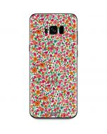 Watercolor Floral Galaxy S8 Plus Skin