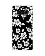 Black and White Galaxy Note 8 Skin