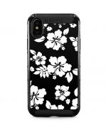 Black and White iPhone X Cargo Case