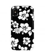 Black and White iPhone X Pro Case