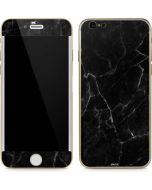 Black Marble iPhone 6/6s Skin