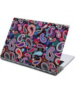 Black Paisley Yoga 910 2-in-1 14in Touch-Screen Skin