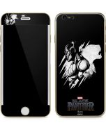 Black Panther African King iPhone 6/6s Skin