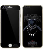 Black Panther iPhone 6/6s Skin