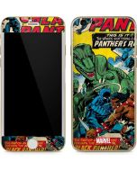 Black Panther Jungle Action iPhone 6/6s Skin
