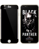 Black Panther Profile iPhone 6/6s Skin