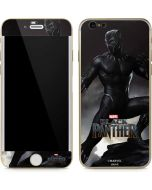 Black Panther Ready For Battle iPhone 6/6s Skin