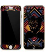 Black Panther Tribal Print iPhone 6/6s Skin