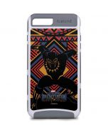 Black Panther Tribal Print iPhone 8 Plus Cargo Case