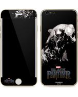 Black Panther Up Close iPhone 6/6s Skin