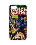 Black Panther vs Six Million Year Man iPhone 8 Pro Case