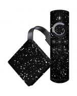Black Speckle Amazon Fire TV Skin